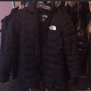Pre owned North Face black down
